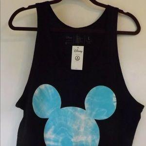 Disney Neff Men's Tie Dye Tank Top